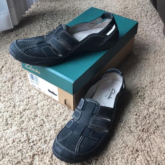 Clarks Shoes   Clarks Haley Stork